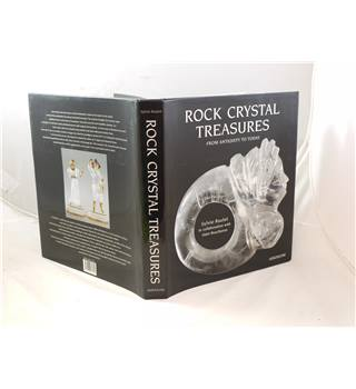 Rock Crystal Treasures From Antiquity To Today By Sylvie Raulet Published By Assouline 1999