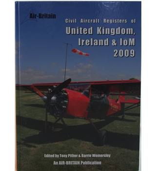 Civil Aircraft Registers of United Kingdom, Republic of Ireland and Isle of Man 2009