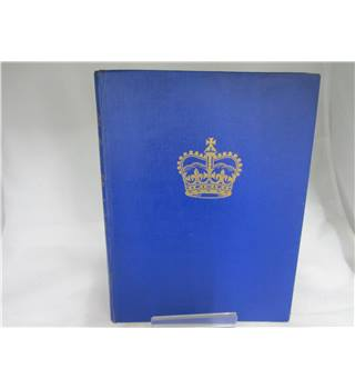 The Queen Elizabeth Coronation Book By Neil Ferrier