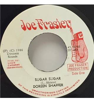 Sugar Sugar Doreen Shaffer - JF 004