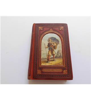 Robinson Crusoe -with coloured plates. 1872