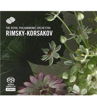 Scheherazade and Capriccio Espagnol by Nicolay Rimsky-Korsakov Barry Wordsworth; Royal Philharmonic Orchestra