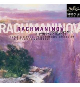 Symphony 3 and Symphonic Dances by Sergei Rachmaninov Sir Charles Mackerras; Royal Liverpool Philharmonic Orchestra.