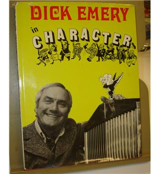 Dick Emery:In Character - A kind of living scrapbook