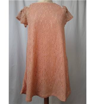 Ax Paris - Size: 8 - Peach - Short dress