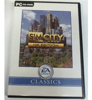 Sim City 3000 UK Edition (EA Games Classics) - PC