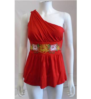 Baby Phat Top - Size - Small - Red
