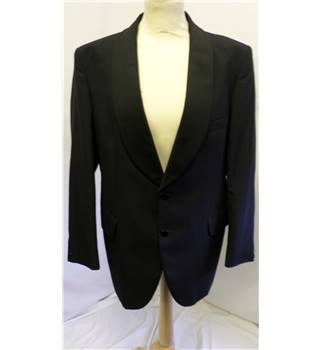 Vintage Burtons - regular - black - 2 piece dinner suit
