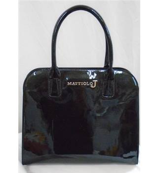 quality design d6c98 be4e1 Mattiolo J Handbag Size M Black Mottiolo J - Size: M - Black - Handbag |  Oxfam GB | Oxfam's Online Shop