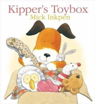 6 Kipper Books by Mike Inkpen