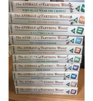 The Animal of Farthing Woods (10 Videos various titles) U