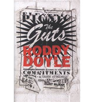The Guts - Roddy Doyle - Signed 1st GB Edition