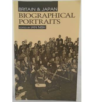 Britain and Japan: Biographical Portraits