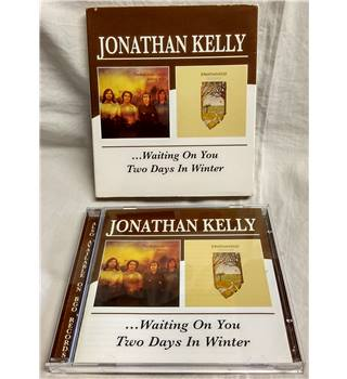 Waiting On You/Two Days In Winter Jonathan Kelly
