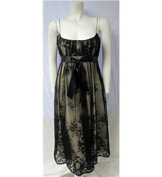 Zara Size S Black Lace Dress Zara - Size: S - Black