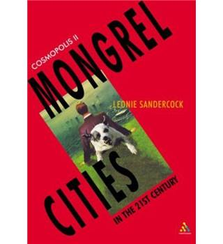 50% OFF SALE Cosmopolis II - Mongrel Cities in the 21st Century by Leonie Sandercock
