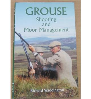 Grouse: Shooting and Management