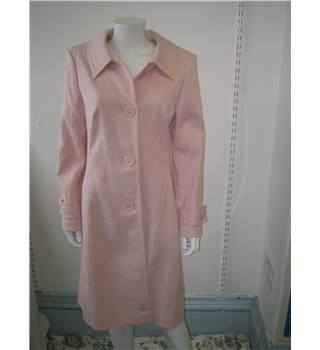 M&S Marks & Spencer - Size: 14 - Pink - Smart jacket / coat