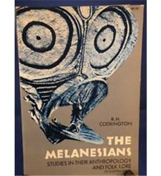 The Melanesians: studies in their anthropology and folk-lore