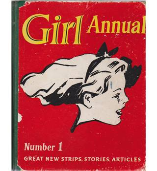 Girl Annual (11 Editions)