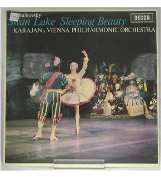 SWAN LAKE SLEEPING BEAUTY TCHAIKOVSKY. - SXL 6187