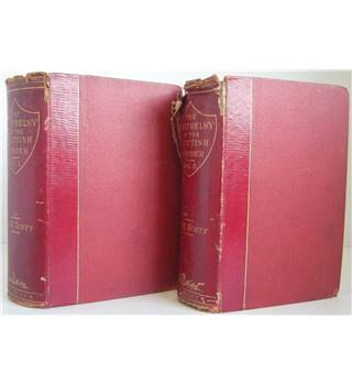 The Minstrelsy of the Scottish Border, Volumes 1 and 2