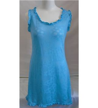 BNWT Soaked in Luxury Dress - Size - Medium - Turquoise