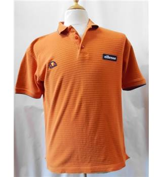 Ellesse - Size: S - Orange - Short sleeved T-shirt