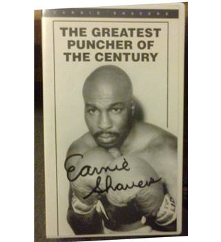 Earnie Shaves - the greatest puncher of the century Non-classified