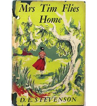 Mrs Tim Flies Home