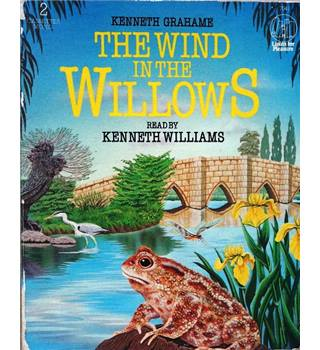 Wind in the Willows Audio Book
