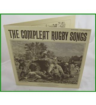 The Compleat Rugby Songs - SPD 1085