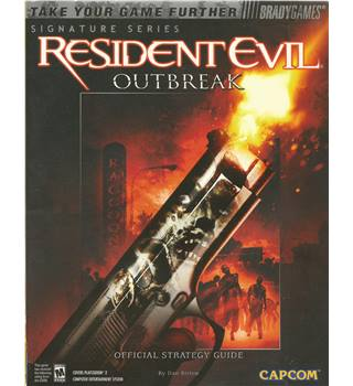 Resident Evil: Outbreak Official Strategy Guide