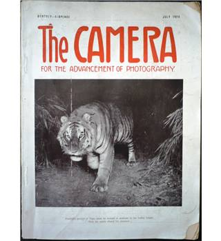 The Camera - for the Advancement of Photography July 1928