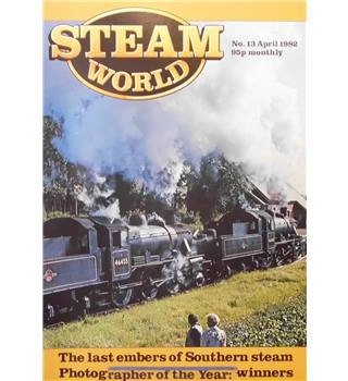 Steam World : Apr, May, Jun 1982