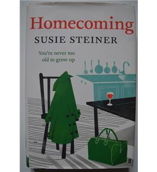 Homecoming - Susie Steiner - Signed 1st Edition
