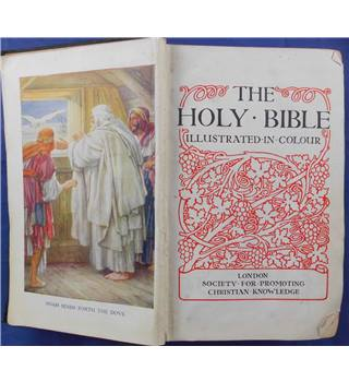 The Holy Bible: Illustrated in Colour