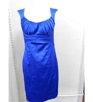 Aftershock London royal blue size medium dress aftershock - Size: M - Blue - Cocktail dress