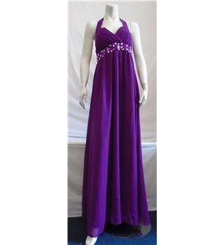 BNWT Amelia Collection Dress - Size - 16 - Purple