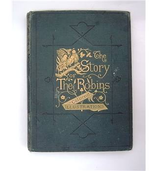 The Story of the Robins Mrs Trimmer 1870