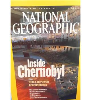 National Geographic April 2006