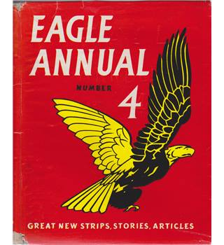 Eagle Annual Number 4