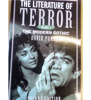 The Literature of Terror Vol2  by David Punter Longman First edit 1996