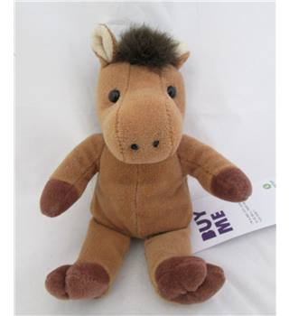 Soft Toy Horse Unknown