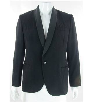 "Vintage - Unbranded - Size: 40"" - Black - Single breasted dinner jacket"
