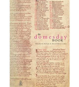 Domesday book by Elizabeth Hallam and David Bates