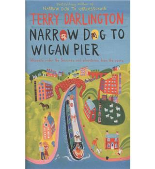 Narrow dog to Wigan Pier 1st edition  Signed by author