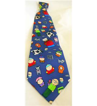 Mad Dogs & Englishmen - Size: One size - Multi-coloured - Men's silk Tie