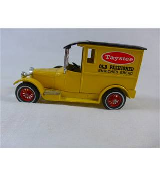 Taystee Bread van by Matchbox Matchbox