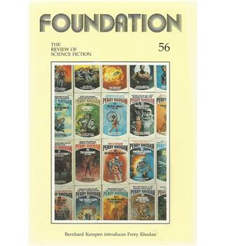 Foundation: The Review of Science Fiction Issue 56